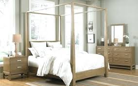 black wood canopy bed – goldseo