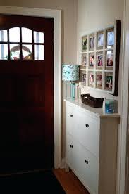 Front Door Key Holder Front Door Design Front Door Drop Zone For A Small  Front Hall Great Idea To Tuck It Behind The Door