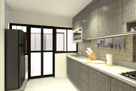 Carpenter Kitchen Cabinet House Home Renovation Contractors In Singapore Hua Kwang