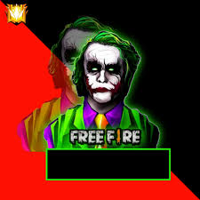 This is a preview image.to get your logo, click the next button. Joker Free Fire Logo Image By Fz Ls