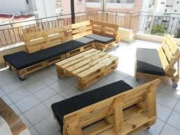 using pallets for furniture. Outdoor Furniture Out Of Pallets Medium Size Sectional Made From Pallet . Using For N