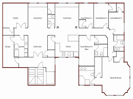 free floor plans. Draw Simple Floor Plans Free Remarkable Charming Home Office And
