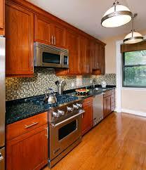 Kitchens With Dark Granite Countertops Dark Granite Countertops Kitchen Contemporary With Beige Tile