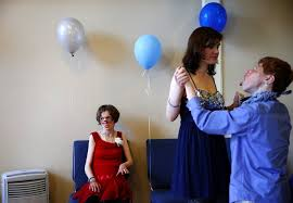 Northwest's Child's third annual prom | The Seattle Times