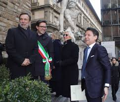 Conte a Firenze per inaugurare l'anno accademico. Il ricordo di Niccolò /  VIDEO FOTO - Cronaca