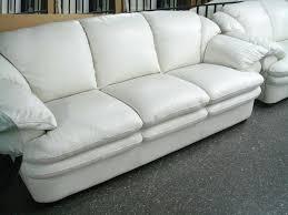 inspirational design ideas off white leather sofa 2