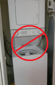 over under washer dryer. Top Stackable Washer And Dryer Or A One Piece Unit Off Topic Over Under E