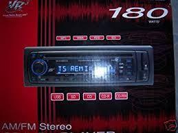 com vr vrcdsdu mp cd car stereo watt automotive