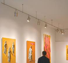 wall track lighting fixtures. stylish gallery wall washing with track lighting lights plan fixtures