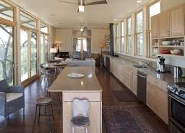 Modern Ceiling Fan Lends Cool Modern Touch To Texas Space Blog Stunning Ceiling Fan For Kitchen