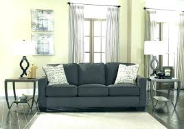 gray walls brown furniture what color curtains