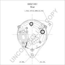 Iskra alternator wiring diagram 3