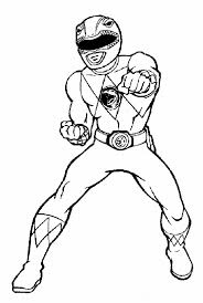 Small Picture red power rangers coloring pages TimyKids