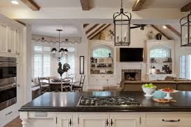 galley open concept kitchen designs kitchen traditional with hanging lantern incandescent chandeliers