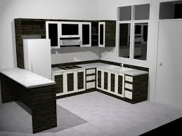... Medium Size of Kitchen:awesome Kitchen With Black Appliances Cherry  Wood Kitchen Cabinets White Kitchen