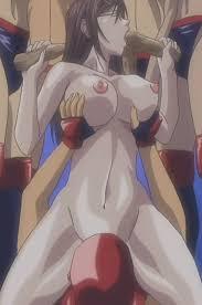 Uncensored Anime Gangbang Gif