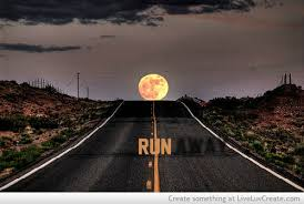 Running Away Quotes Beauteous Run Away Discovered By LiveLuvCreate On We Heart It