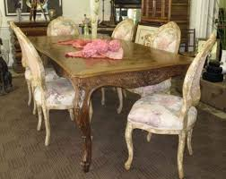 Country French Kitchen Tables Design Country French Dining Table And Chairs Capricious