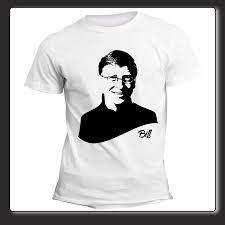 Großhandel T Shirt Mann Frau Bill Gates RETRO VINTAGE Klassisches T Shirt  Von Shirtcup, 14 € Auf De.Dhgate.Com
