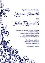 wedding invite template download wedding template a template for a modern wedding ceremony program