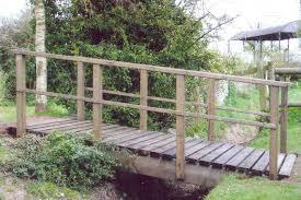 Soothing Wooden Bridge Wooden Garden Plus Gardens In Flat Garden Bridges  Bridges in Garden Bridges