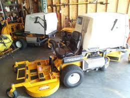 walker mower parts used walker mowers