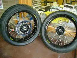 sm pro supermoto wheels set wr250r wr250x drz400s sm shop