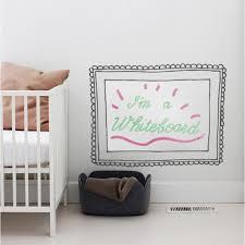 home office whiteboard. doodle frame whiteboard wall decal for home office or kidu0027s bedroom u2013 iinky