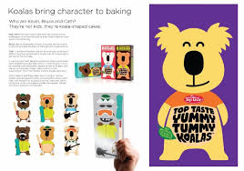 George Weston Foods Landor Associates Yummy Tummy Koalas We