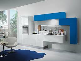Brilliant Modern Kitchen Cabinets Blue 39 Magical Modulars Y On Perfect Ideas