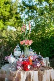 candy buffet diy via