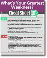 weakness examples job cipanewsletter job interview weakness examples