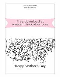 There's really nothing that mom likes more than a gift from there are 50 free, printable mother's day coloring pages over at getcoloring pages. Free Printable Mothers Day Card To Color Print These At Home Now