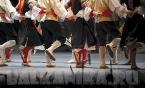 Сербский танец Балканика ру Сербский танец