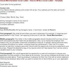 Sle Merchandiser Cover Letter - 28 Images - Free Cover Letter ...