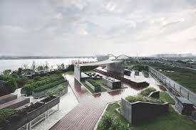 Urban Farming Design Urban Rooftop Farming In China Nonagon Style