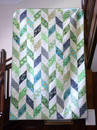 Artful Homemade Quilts Have A Way | Page 310 | US Message Board ... & Then she followed through with a really lovely effort in her parallelogram  chevron that she called