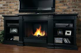 stone electric fireplace tv stand living room console incredible home decorators collection chestnut hill in corner