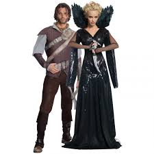 Snow White Queen Ravenna & Huntsman