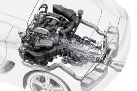 porsche engine diagrams wiring diagram library cutaway drawings highlight porsche cayman tech autocar subaru engine diagram low slung engine