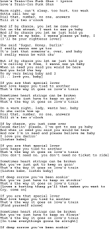 love song lyrics for love s train con funk shun love song lyrics for love s train con funk shun