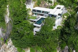 mountainside luxury home plans