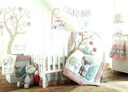 chevron baby crib bedding s my collection in aqua grey boy chevro