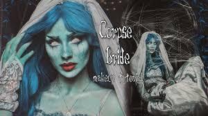 corpse bride makeup tutorial español jimena reno you