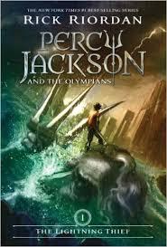 the lightning thief percy jackson and the olympians book 1 rick riordan 9780786838653 amazon books
