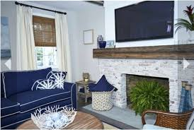 property brothers electric fireplace tv stand love the from nautical theme makeover
