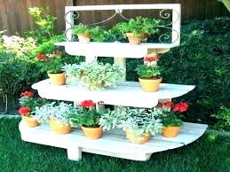 full size of outdoor herb garden plant stand ideas shelves best decorating delightful idea