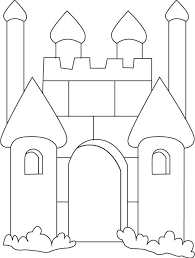 On coloring4all we also suggest printable pages, puzzles, drawing. Medieval Castle Outline Coloring Page Disney Castle Outline Disney Castle Logo Castle Coloring Page