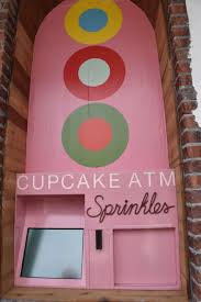 Cupcake Vending Machine Tampa Adorable MouseSteps Sprinkles Cupcake ATM At Disney Springs Review With