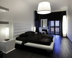 Complete Bedroom In Black And White | Hum Ideas